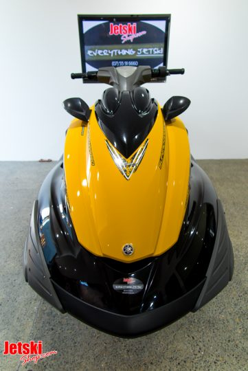 Yamaha FZS SHO 2010