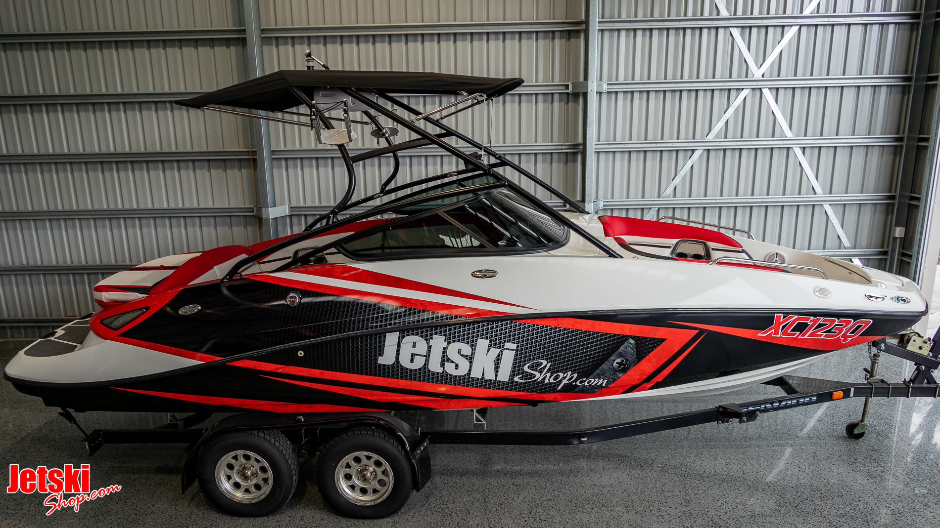 Sea-Doo Speedster 230 WAKE - Jetskishop com
