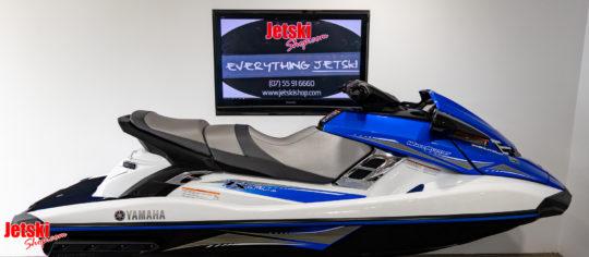 Yamaha FX HO 2016