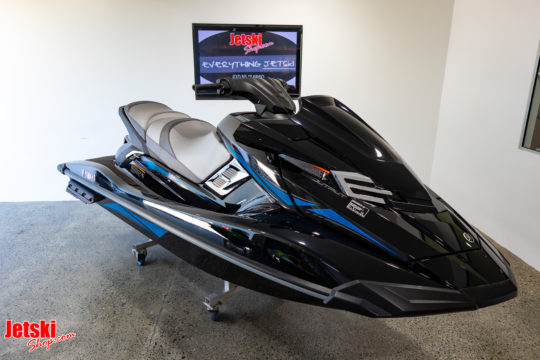 Yamaha FX HO 2015