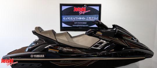 Yamaha FX SVHO Cruiser