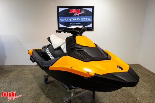 Sea-Doo Spark 2014 orange