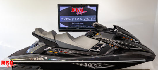 Yamaha FX SHO Cruiser