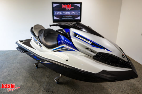 Kawasaki ULTRA LX 2013