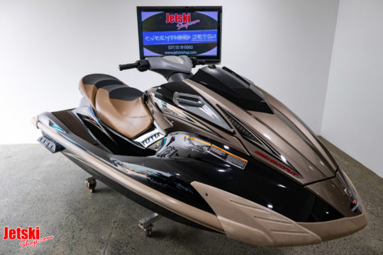Yamaha FX HO 2010