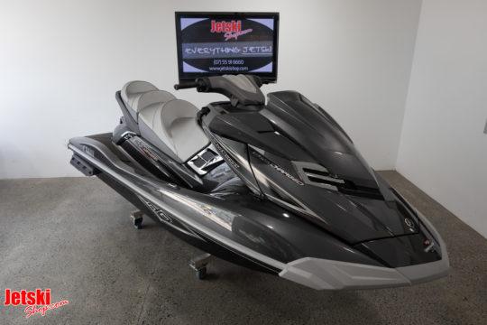 Yamaha FX SHO Cruiser 2013