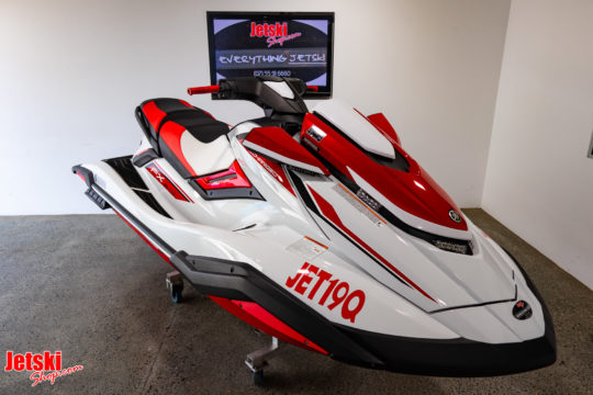 Yamaha FX SVHO 2019