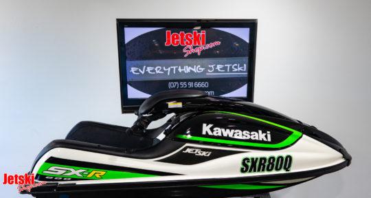 Kawasaki SXR 800 2009