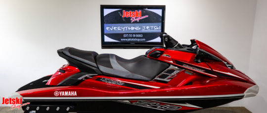 Yamaha FX SHO 2012