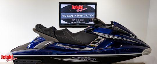 Yamaha FX SHO Cruiser 2012