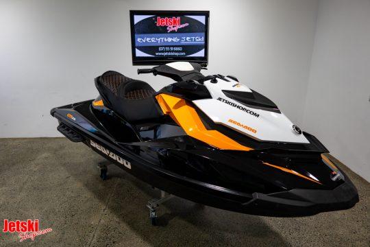 Sea-Doo GTR 215 2012