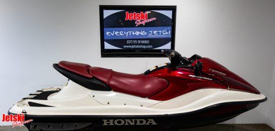 Honda F-12X GPS